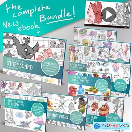 Gumroad – The complete bundle By Mitch Leeuwe Free Download Source