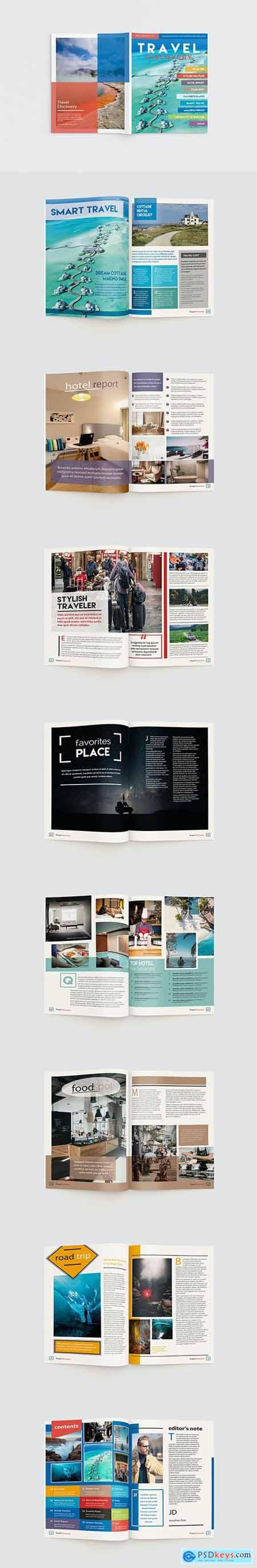 Travel Discovery Magazine