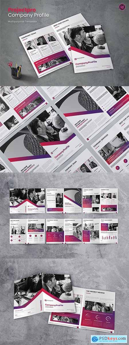 Projectpro Company Profile