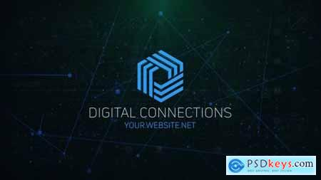 Digital Connections Logo 29340600