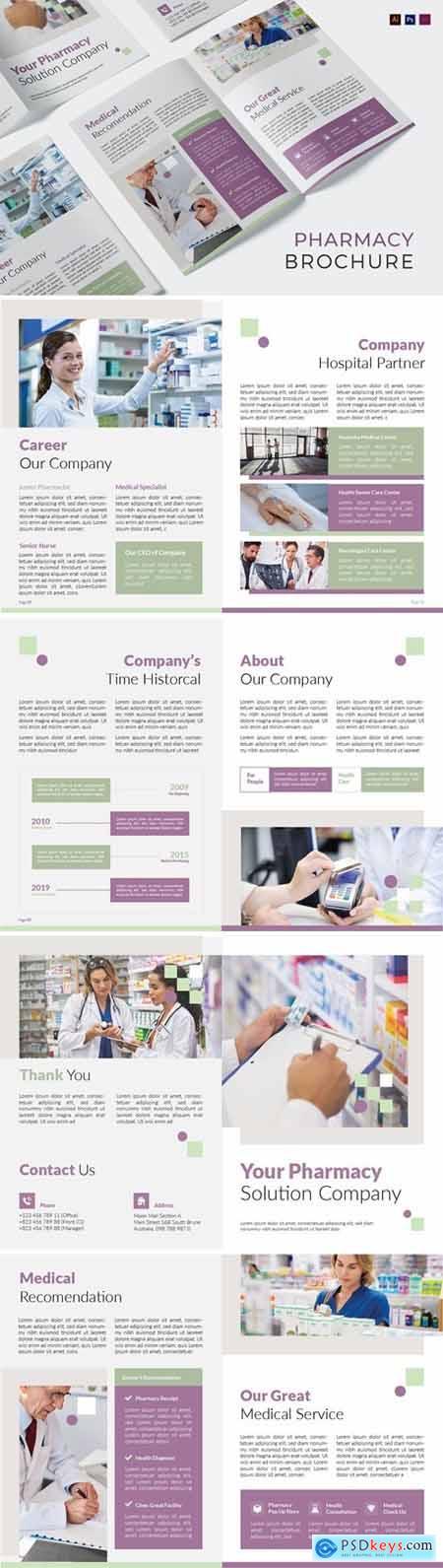 Pharmacy Company Solution Brochure