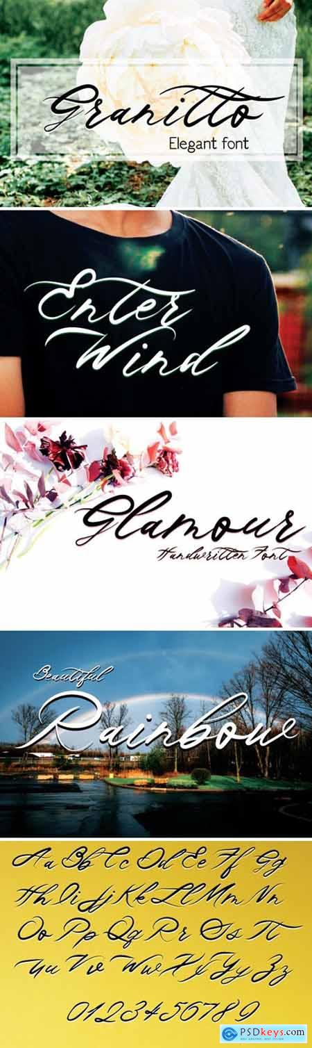 Granitto Font