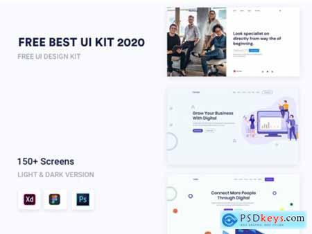 UI Kit 2020 6525453