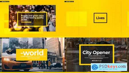 Minimal City Intro 27301278