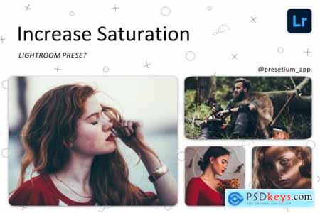 Saturation - Lightroom Presets 5219816