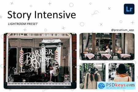 Story Intensive - Lightroom Presets 5220736