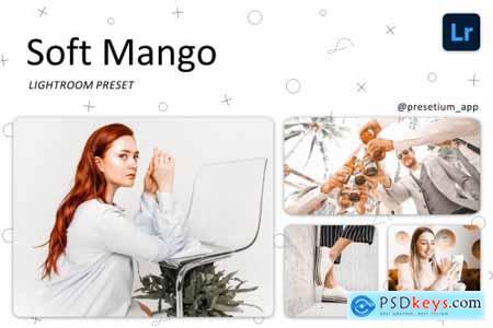 Soft Mango - Lightroom Presets 5219732