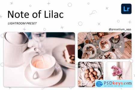 Note of Lilac - Lightroom Presets 5219737