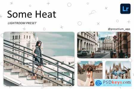 Some Heat - Lightroom Presets 5219820