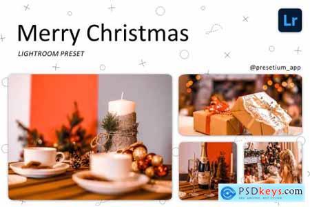 Merry Christmas - Lightroom Presets 5219730