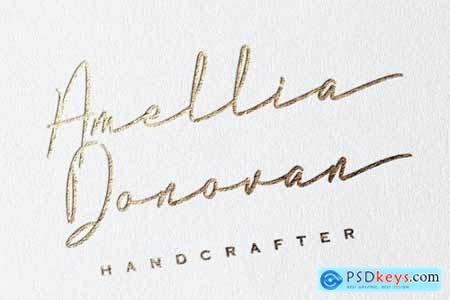 Falcon - Handwritten Font