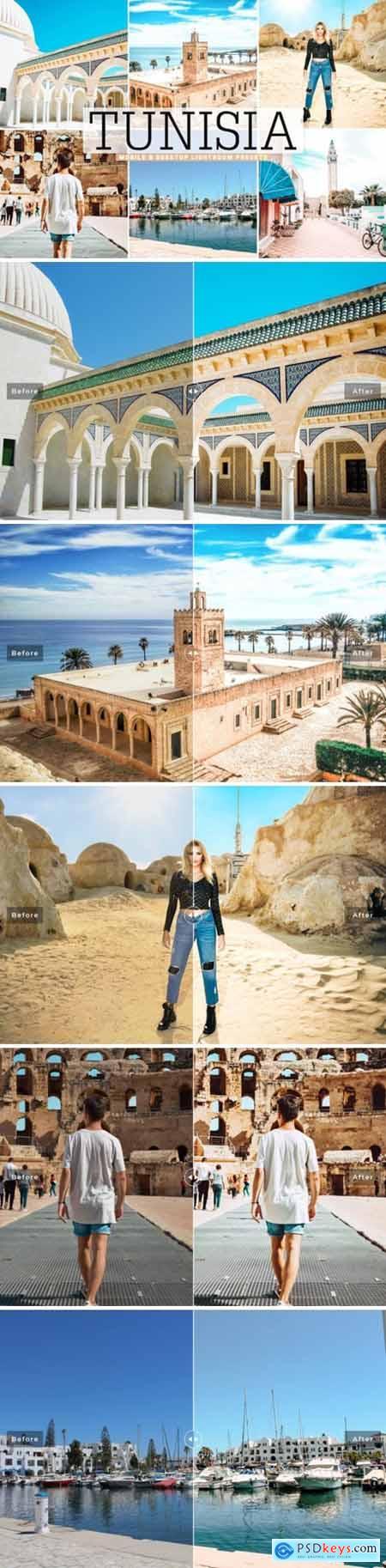 Tunisia Pro Lightroom Presets 6565313