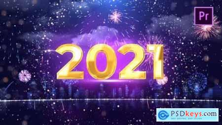New Year Countdown 2021 Premiere Pro 29337962