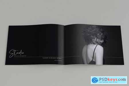 Fashion Lookbook Template 5258972