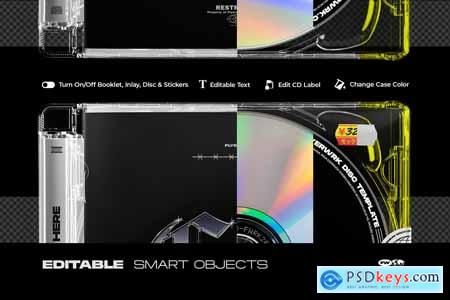 CD Mockup Bundle 5485024