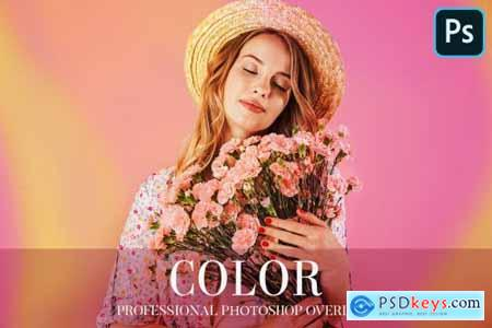Color Overlays Photoshop 4935270