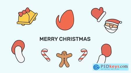 Christmas Logo 25116333