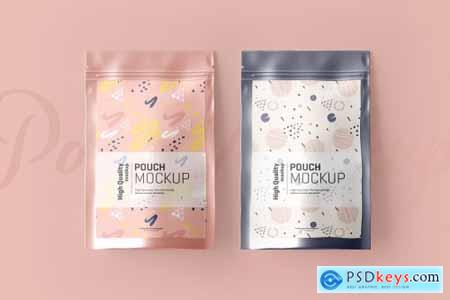 Stand Up Pouch Mockup 5590829