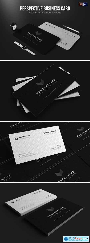 Perspective Studio - Business Card