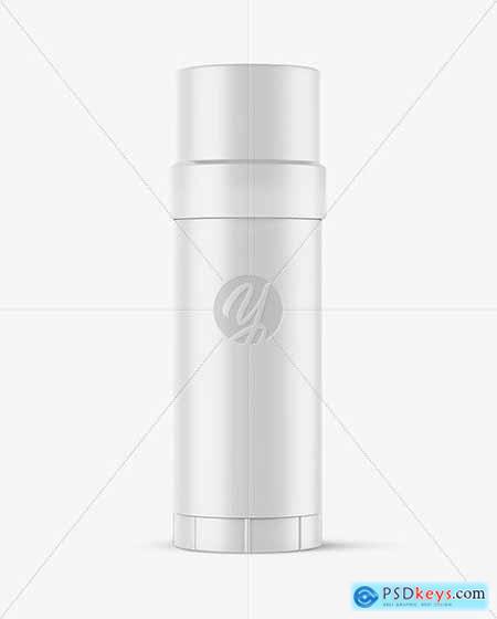 Matte Lip Balm Tube Mockup 69575