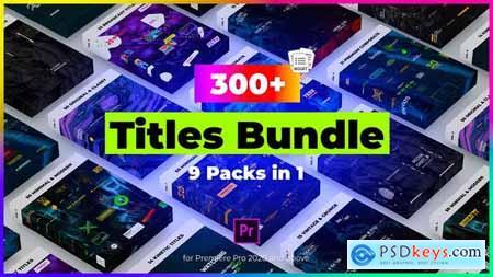 9 in 1 Titles Pack Bundle 28858424