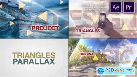 Triangles World of Parallax 29360595