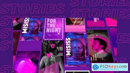 Purple Stories Instagram 29443542