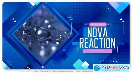 Nova Reaction Techno Slideshow 29421994
