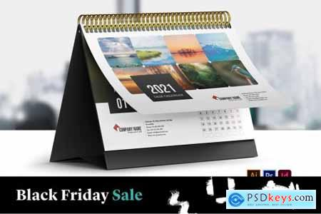 Desk Calendar 2021 5453988