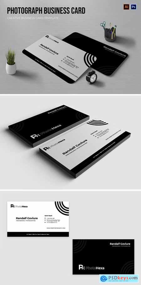 Great Photographer Business Card