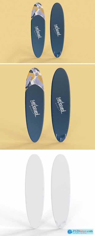 Surfboards Mockup