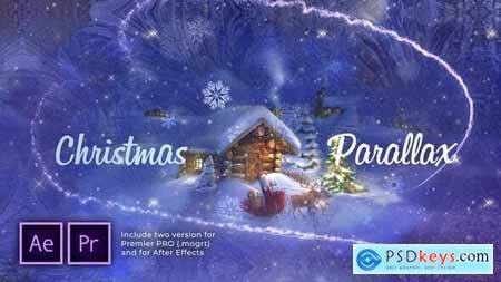 Christmas Parallax Slideshow - 29449240