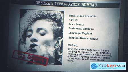 Criminal Profile 29479847
