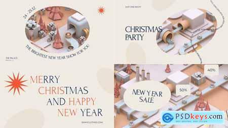 Christmas Factory Instagram Pack 29466145