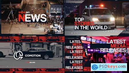 Breaking News Intro 29462354