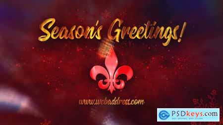Christmas Holiday Greetings 29466316