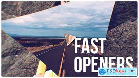 Fast Openers Collection 10960060