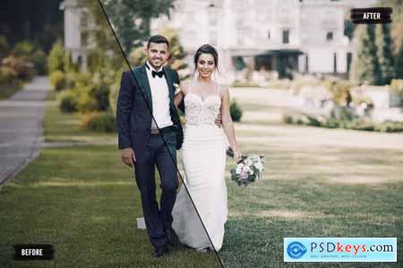 20 Film Wedding LUTs Pack 5602641