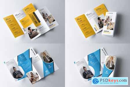 Tri fold Brochure Bundle 5487795