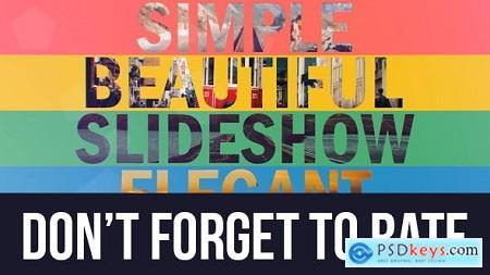 Simple Slideshow - Dynamic Opener 11332516