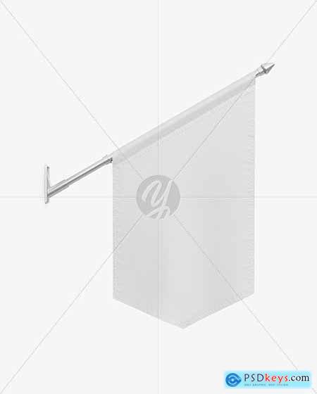 Flag Mockup 69956