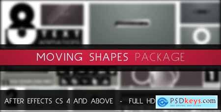 Moving Shapes Package 3004167