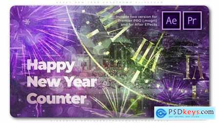 Magical Countdown New Year Slideshow 29479121