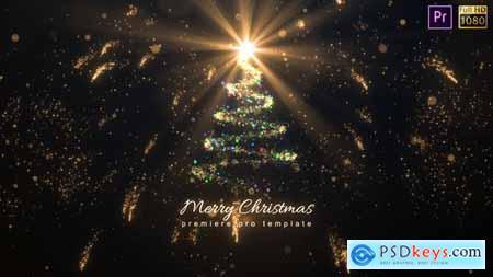 Christmas Logo Premiere Pro 29415978