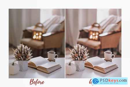 Mobile Lightroom Presets INTERIOR 4820715