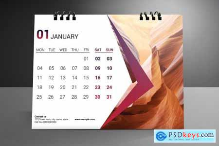 Desk Calendar 2021 5611581