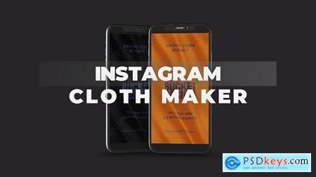 Instagram Cloth Maker 29504935