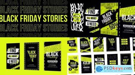 Stories Black Friday Instagram NEON 29506256