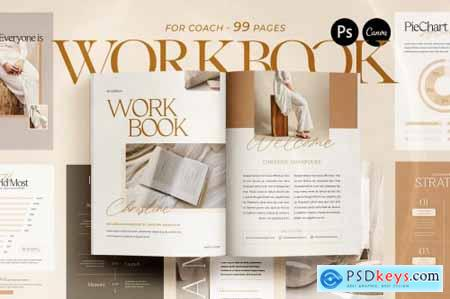 WorkBook Creator for Coach CANVA PS 5222868