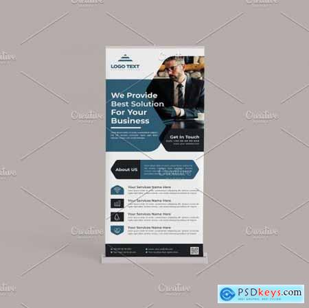 Business Roll Up Banner 5635686
